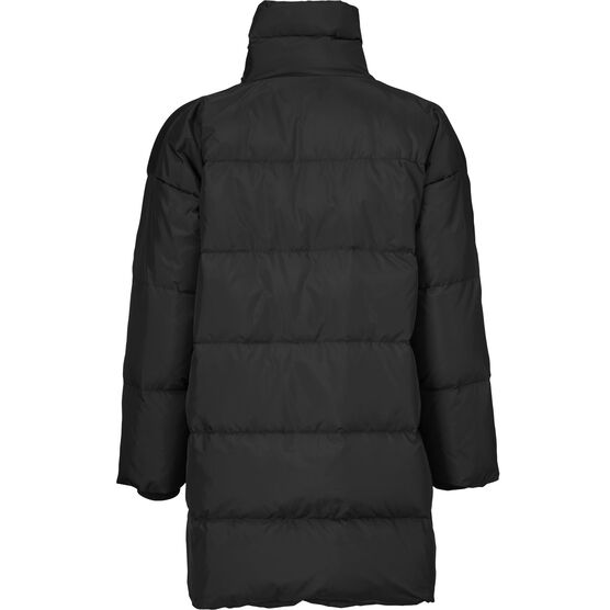 TUFFI COAT, BLACK, hi-res