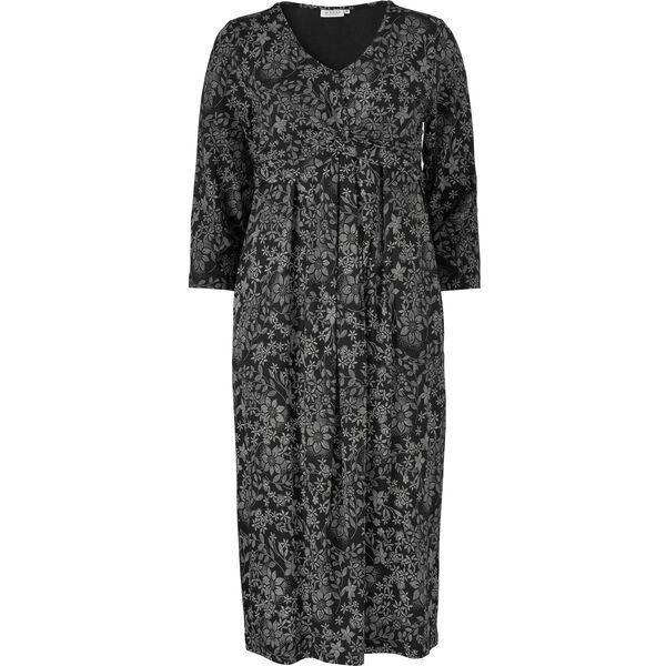 NYNNA DRESS, BLACK, hi-res