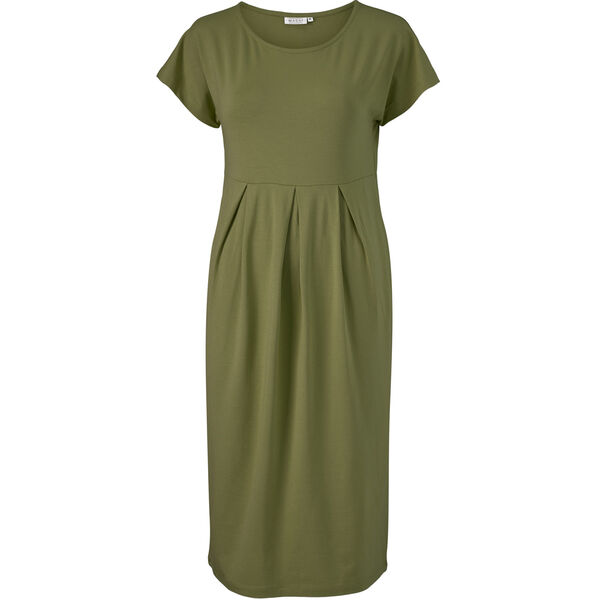 OLNIA DRESS, Burnt Olive, hi-res
