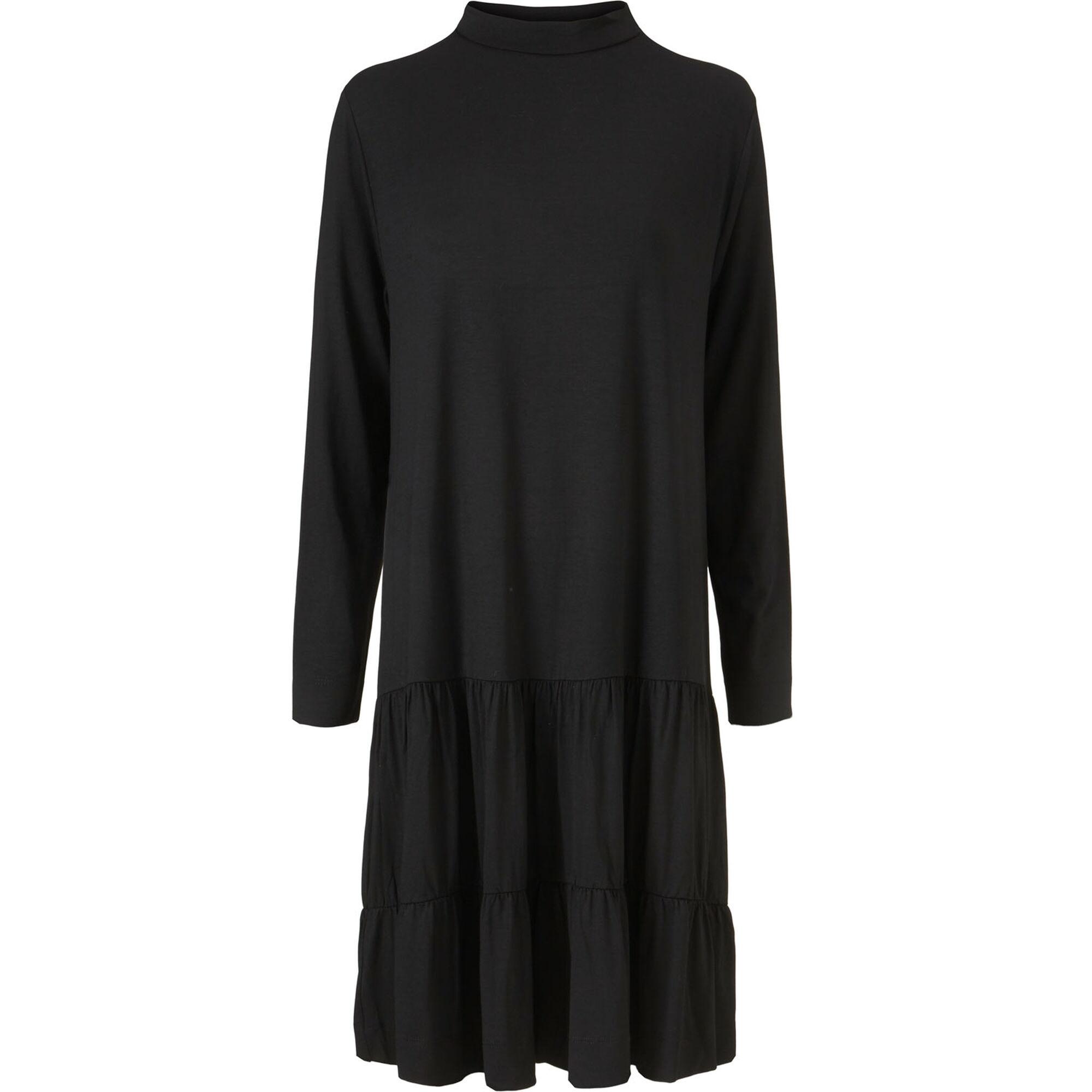 NORIS DRESS, Black, hi-res