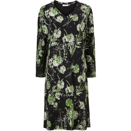 NOA DRESS, Garden Green, hi-res