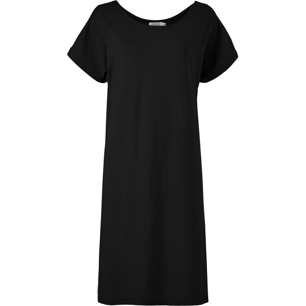 NANNE DRESS, Black, hi-res
