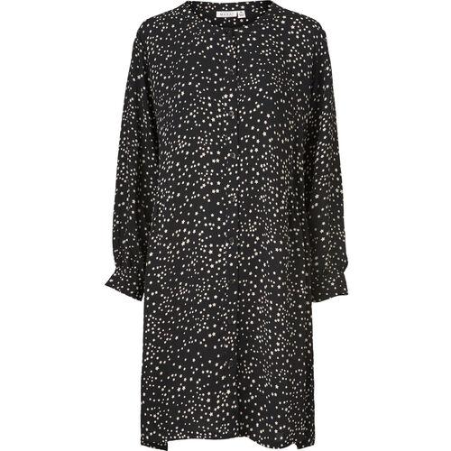 NELLY DRESS, BLACK ORG, hi-res