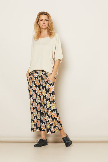 PUSNA CULOTTE, Cream gold, hi-res
