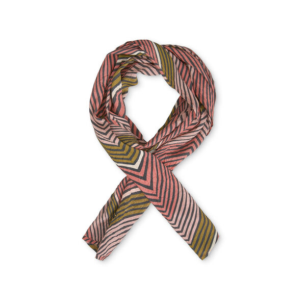 ALONG SCARF, BLUSH, hi-res