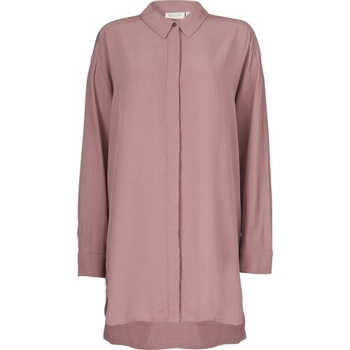 INANI BLOUSE, HEATHER, hi-res