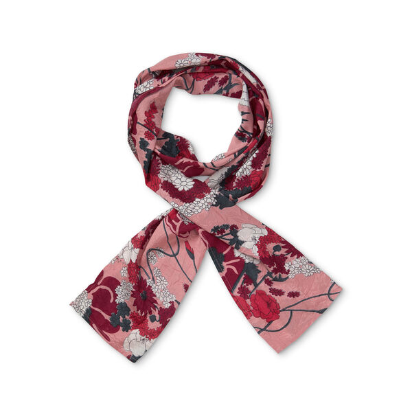 ALONG SCARF, DUSTY ROSE, hi-res
