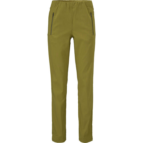 PEARL TROUSERS, ARMY, hi-res