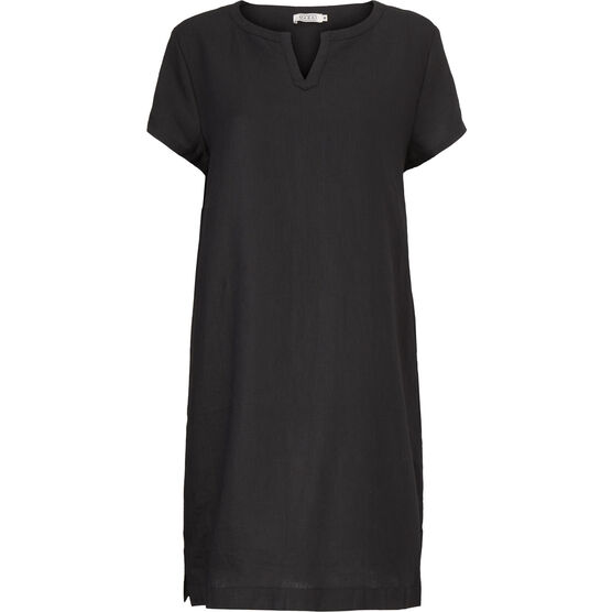 GITHA TUNIC, BLACK, hi-res