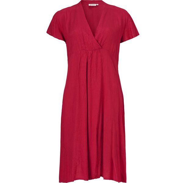 NABILA DRESS, SCARLET, hi-res