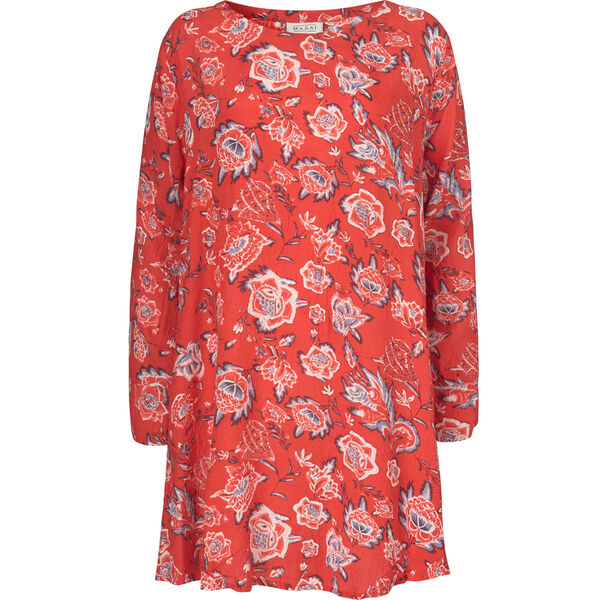 GILA TUNIC, POPPY, hi-res