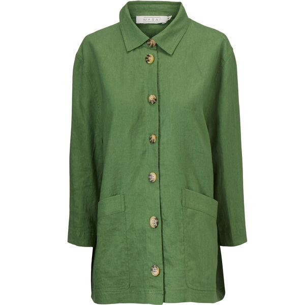 JANICA JACKET, Elm Green, hi-res